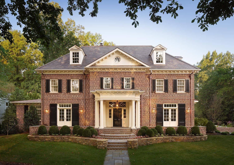красивые дома в английском стиле фото беспокойство, проявленное родителями